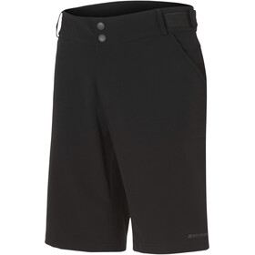 Ziener Philias X-Function Shorts Herre black